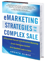 ardath emarketing book cover