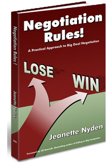 Negotiation Rules Nyden