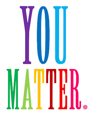 Image result for you matter