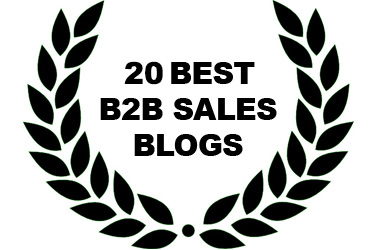 The 20 Best B2B Sales Blogs