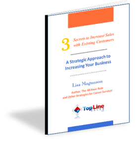 3 Secrets to Increase Sales - Lisa Magnuson