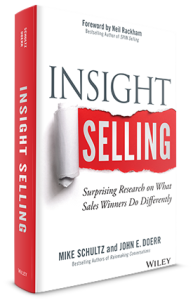 Insight Selling - Mike Schultz