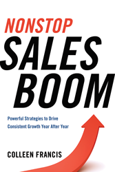 Nonstop Sales Boom - Colleen Francis