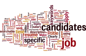 Candidate Word Cloud