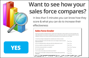 Sales Force Grader with border
