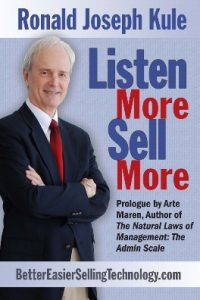 listen more sell more