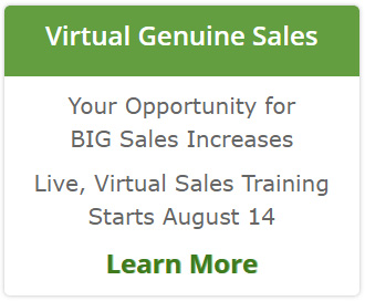 Virtual Genuine Sales