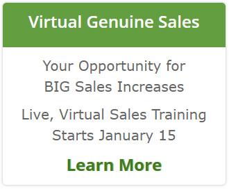 Virtual Genuine Sales