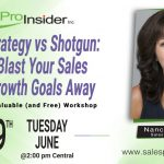 Join Us Tuesday, June 29th to Blast Your Sales Growth Goals Away